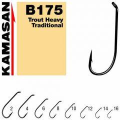 Carlige Kamasan Fly B175 nr.14