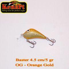 Vobler Kenart Baster S 4.5cm, culoare OG
