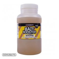 Aditiv lichid Sonubaits Bait Booster - Banoffee