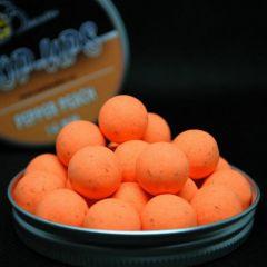 Boilies Baitmaker Pop-Ups 8mm - Pepper Peach
