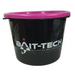 Galeata Bait-Tech Black& Pink 17L Set