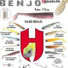 Shad Colmic Herakles Benjo 7.5cm Magic Shad