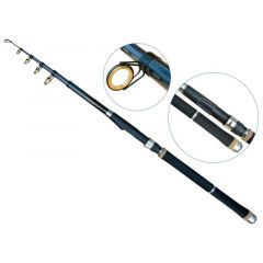 Lanseta Telescopica Baracuda Wizard 3006 3.00m/60-120g