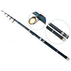 Lanseta Telescopica Baracuda Wizard 3607 3.60m/60-120g