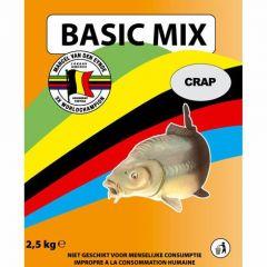 Van Den Eynde nada Basic Mix 2,5kg - Carp Rosu