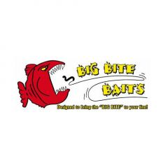 Grub Big Bite Baits Twin Tail Motor Oil Fire 4""