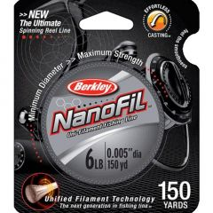 Fir Hibrid Berkley Nanofil 0,12mm/6,934Kg/125m