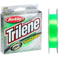 Fir monofilament Berkley Trilene Sensation Solar 0,40mm/12,8Kg/270m