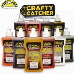 Aditiv Lichid Crafty Catcher Betain Syrups Sweet Melasses 250ml