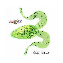 Frog Relax Banjo Frog Standard 4.5cm, culoare 123 - 15buc/plic
