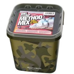 Mix Bait-Tech Big Carp Method: Krill & Tuna 3kg