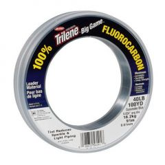 Fir fluorocarbon Berkley Big Game Fluorocarbon Leader 0.46mm/10kg/91m