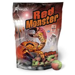 Boilies Radical Red Monster 20mm
