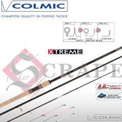Lanseta feeder Colmic Black Queen Feeder 4.15m/40-120gr