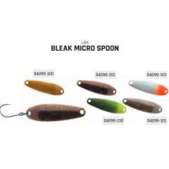 Lingurita oscilanta EnergoTeam LK Bleak Micro Spoon 4cm/4.2g, culoare SOO