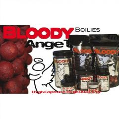 Boilies Carp-Zone Pop-up Bloody Angel 10mm