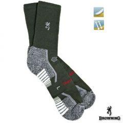 Ciorapi Browning Thermolite verzi, marime 39-42