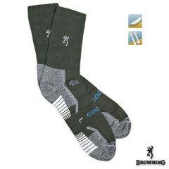 Ciorapi Browning Coolmax verzi, marime 43-46