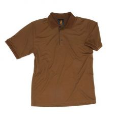 Tricou polo Browning Savannah Ripstop Olive, marime 2XL