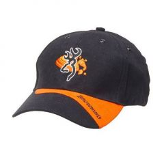 Sapca Browning Claybuster Black/Orange