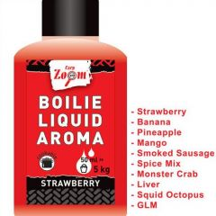 Carp Zoom Aroma Lichid Boilie - Monster Crab 50ml