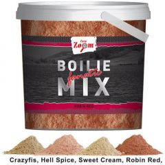 Carp Zoom Fanatic Boilie Mix Hell Spice 3kg