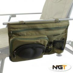 Borseta NGT accesorii pentru scaun/pat 29x14x5cm