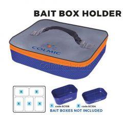 Borseta Colmic Orange Bait Box Holder