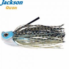 Jackson Qu-On Verage Swimmer Jig 1/4oz, culoare BS