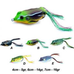 Jaxon Magic Fish Frog 4C 6cm, culoare C