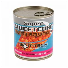 Porumb Bait-Tech Super Sweetcorn Tutti Frutti 300gr