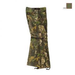 Pantalon Unisport Ripstop verde, marime 54