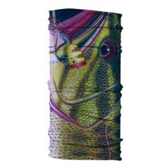 Bandana Buff De Young High UV Bass Popper