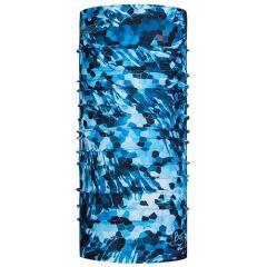 Bandana Buff High UV Coolnet BUG Slinger Mosaic Camo Marine