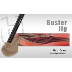 Jig Colmic Hearkles Buster antibradis 14gr - Mad Craw