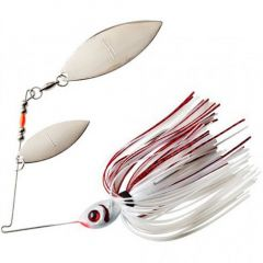 Spinnerbait Booyah Double Willow Blade 3/8oz - Wounded Shad