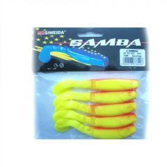 Shad Samba 7.5cm - culoare 760