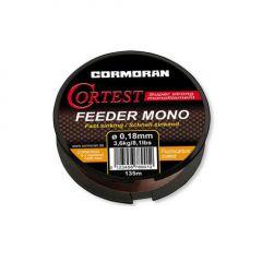 Fir monofilament Cormoran Cortest Feeder 0.25mm/6.3kg/135m