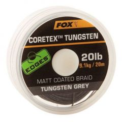 Fir textil Fox Edges Coretex Tungsten 9.1kg/20m