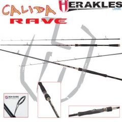 Lanseta Colmic Herakles Calida Rave 2.20m/15-45gr Heavy