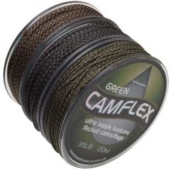 Fir leadcore Gardner CamFlex Leadcore 35lb - Brown