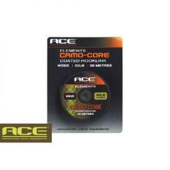 Fir textil ACE Camo Core  20lb Silt