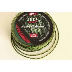 Fir leadcore CPK Heavy Leadcore Camo Green 45lb/10m