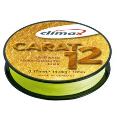 Fir textil Climax Carat 12 Fluo Yellow 0.13mm/9.5kg/135m