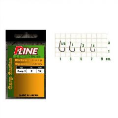 Carlige P-line Carp Serie Carp 7 nr.4