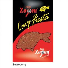 Carp Zoom  Carp Fiesta Groundbaits - Strawberry 3kg