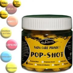 Boilies Carping Club Pop-up Meat Crab 14mm