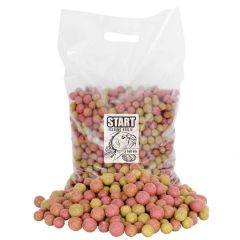 Boilies Carp Zoom Start Feeding 5kg - Fruit Mix