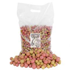 Boilies Carp Zoom Start Feeding 10kg - Fruit Mix