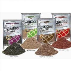 Carp Zoom Method Feeder Groundbaits - Tigernut-Chococaramel 1Kg